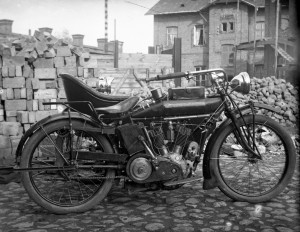 "Motocykl ""Indian"" (1919-1920)"